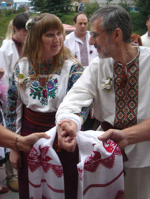 Devotion of Ukrainian women