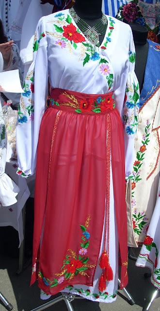 Український Традиційний Жіночий Стрій Сучасні Деталі