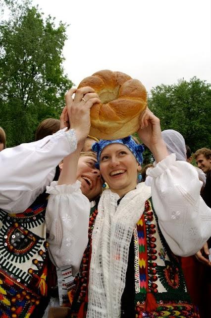 Весілля Віктор Анна калач