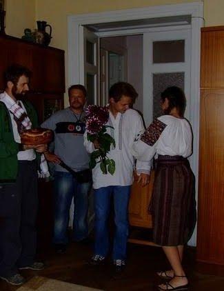 Сватання Оксана Гринько