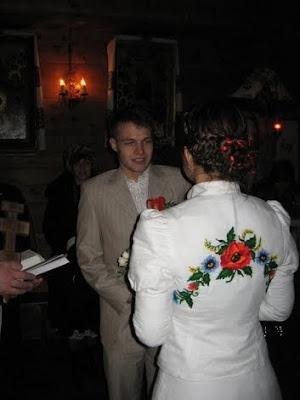 Українське весілля шлюбні клятви
