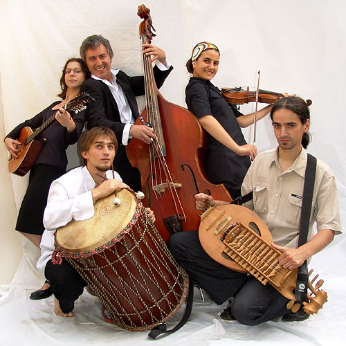 Burdon folk band from Ukraine