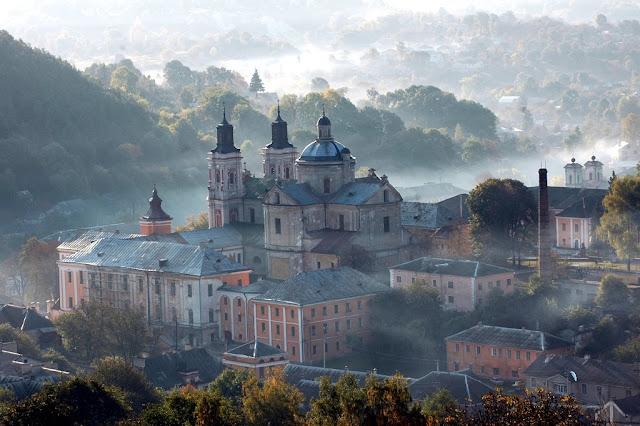 Kremenets city, Western Ukraine