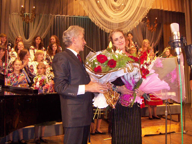 Ternopil Ukraine Zorynka Choir