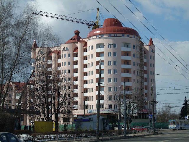 New Condos Ternopil West Ukraine