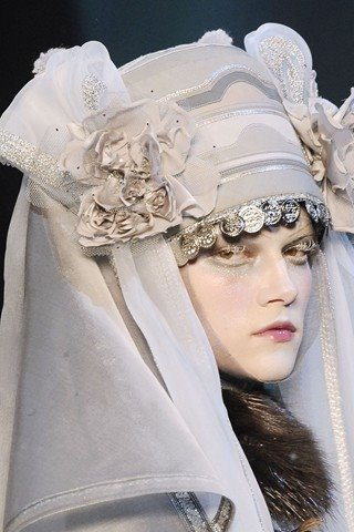 Galliano Slavic Trends Autumn Winter 2009 2010