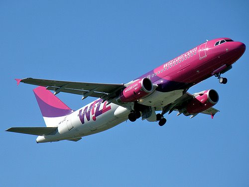 Wizz Air Blue Sky