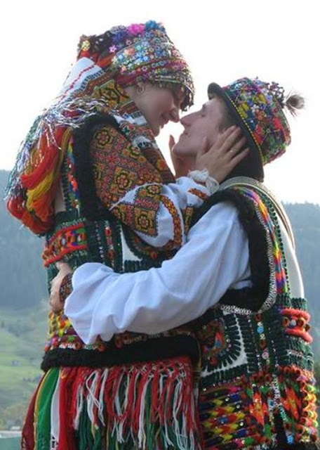 Hutsul Wedding Western Ukraine