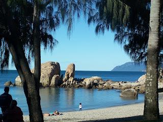 Horseshoe Bay in Bowen Nth Queensland
