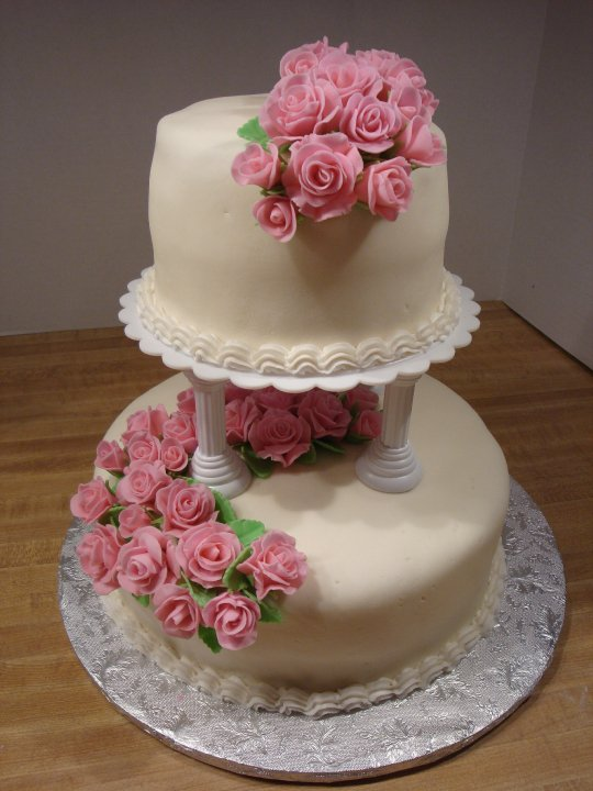 Cake Decor Course : Michelle s Kitchen Creations: Cake Decorating Course 3