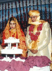 saqleanmushtaqweddingpic - Pakistani Celebrities Wedding
