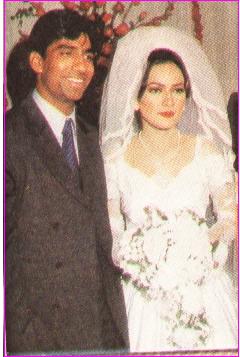yoousufyuhanna27sweddingpic - Pakistani Celebrities Wedding