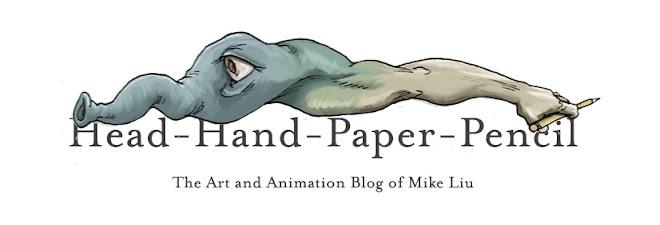 Head-Hand-Paper-Pencil