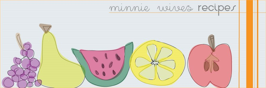 Minnie Wives Recipes