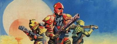 Retro Respect: Laser Squad