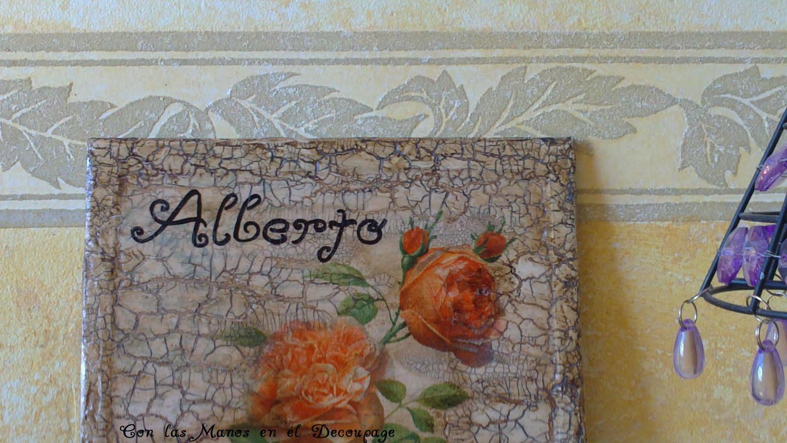 La tienda con las manos en el decoupage azulejo con marco en relieve personalizado - Azulejos con relieve ...