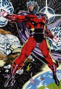 Magneto is one of the most powerful mutants!