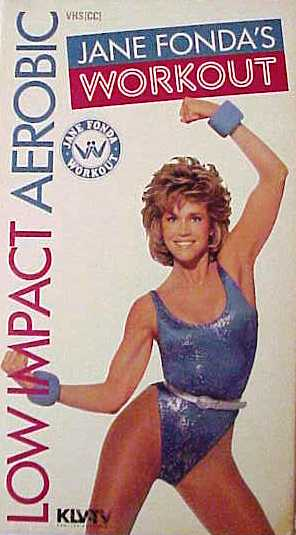 Jane Fonda Workout Photos. Jane Fonda#39;s 1987 workout tips