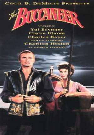 Charlton Heston Forums • View topic - The Buccaneer