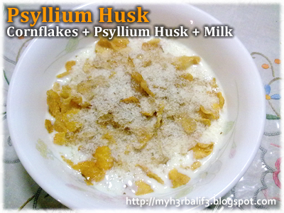 psyllium husk how to eat