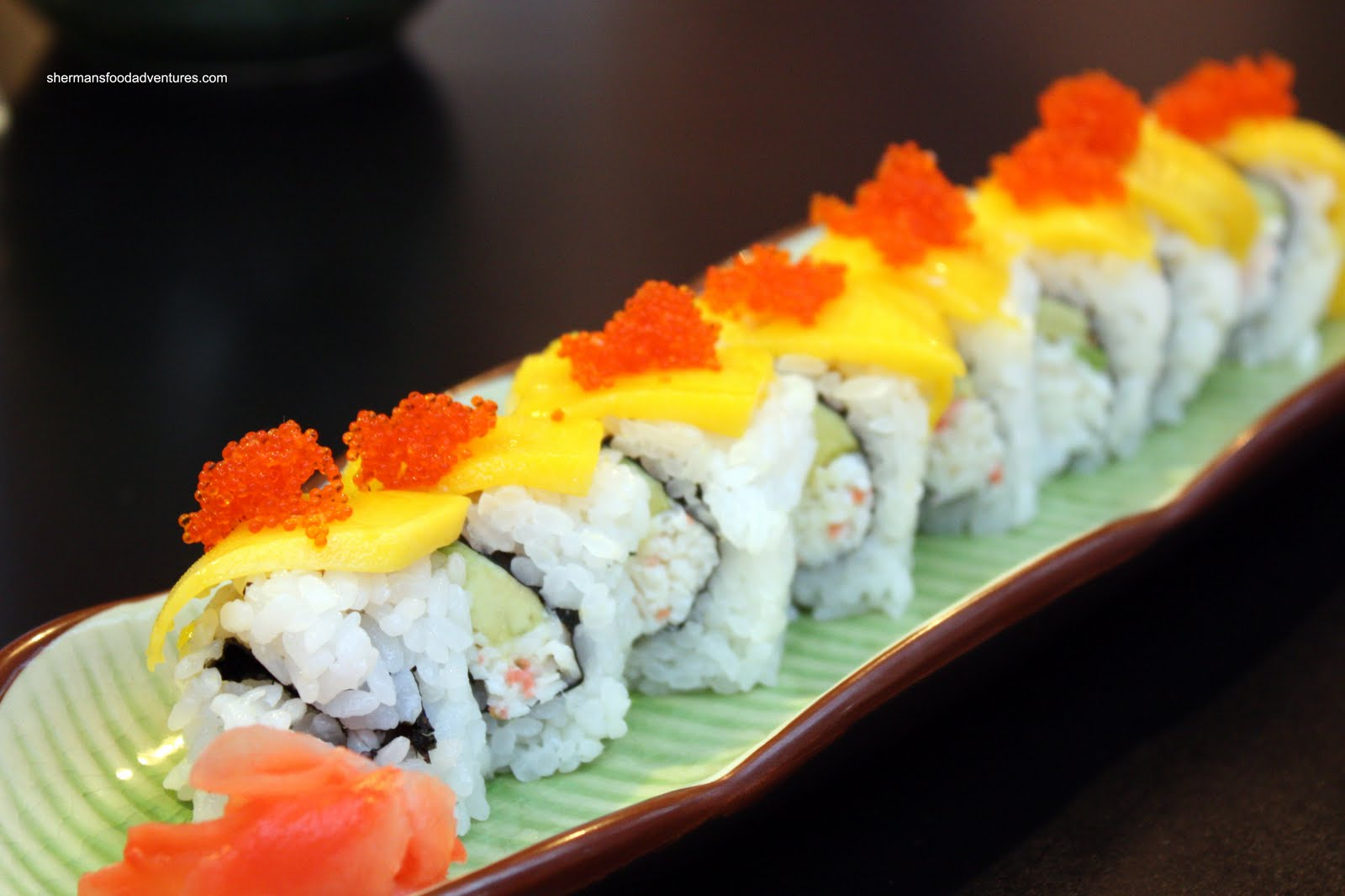 sushi roll sushi su seasoned vinegar for sushi rice mango sushi roll ...