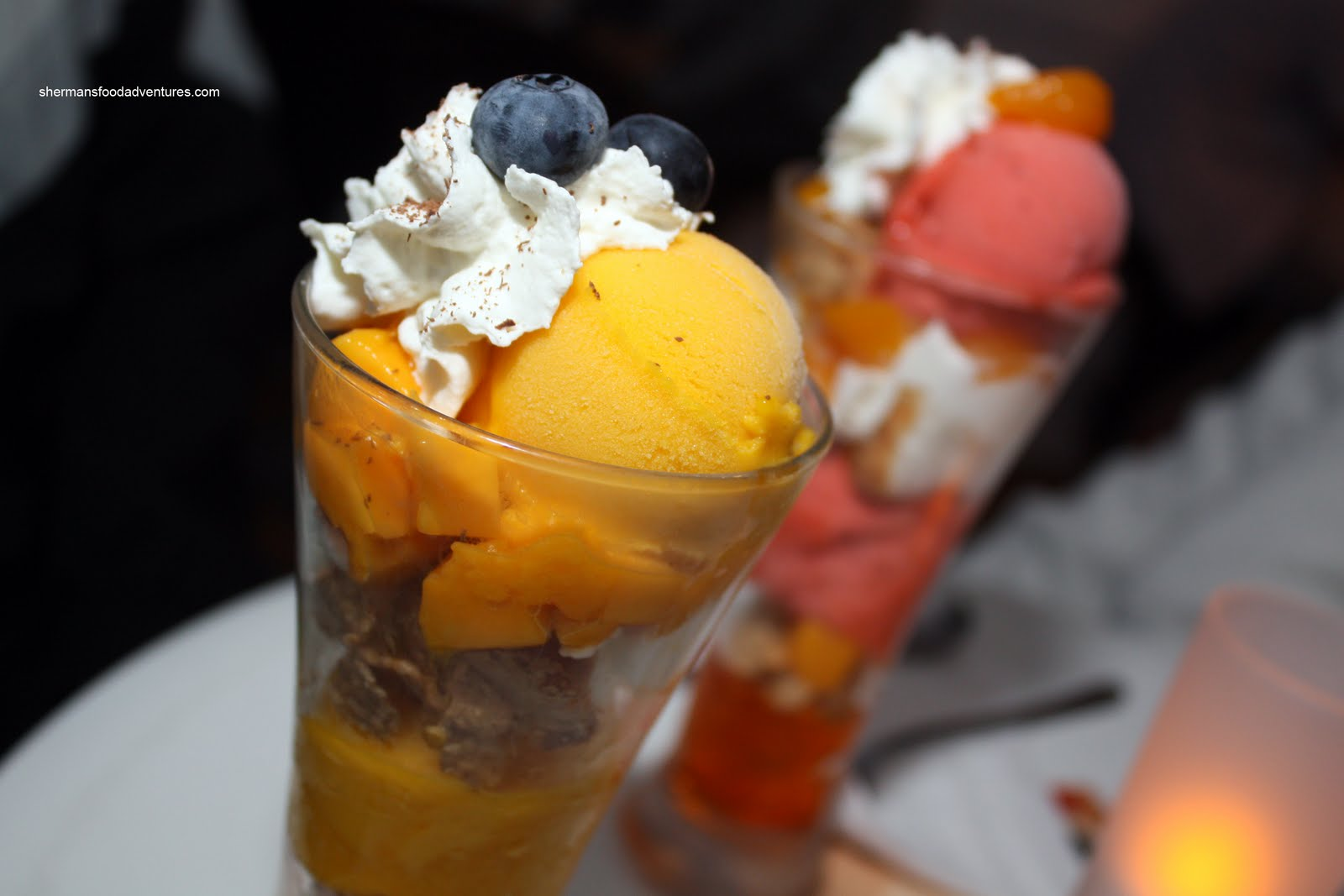 Mango Parfait Recipe — Dishmaps