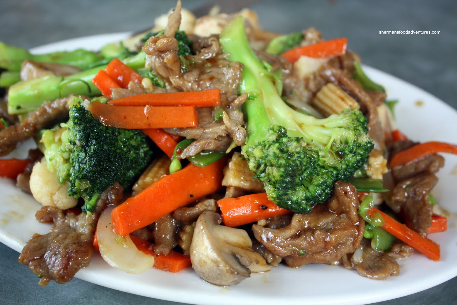 LocationChinese Beef Chop Suey