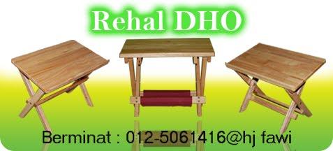 Rehal DHO, berminat sila call @ Hj Fawi - 012-506 1416