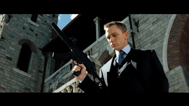 James Bond men you could learn from
