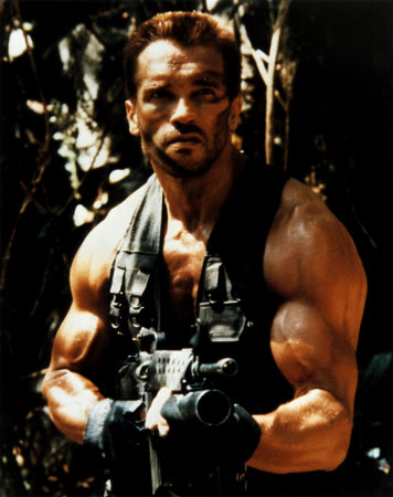 Predator films that will make you want to work out