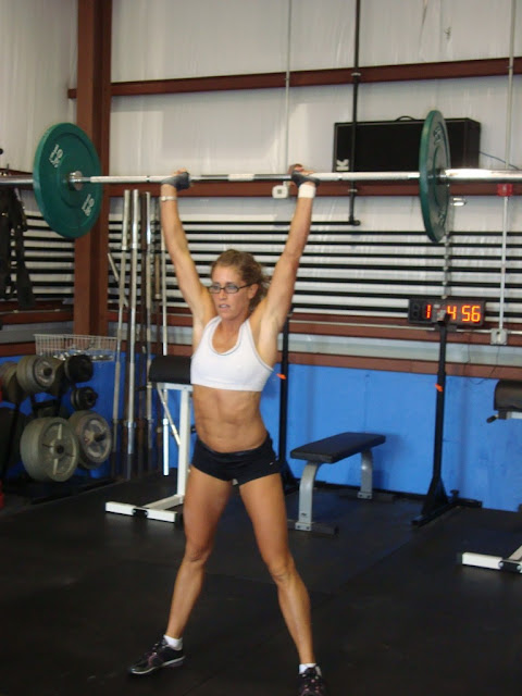 Lauren Plumey hottest crossfit girls