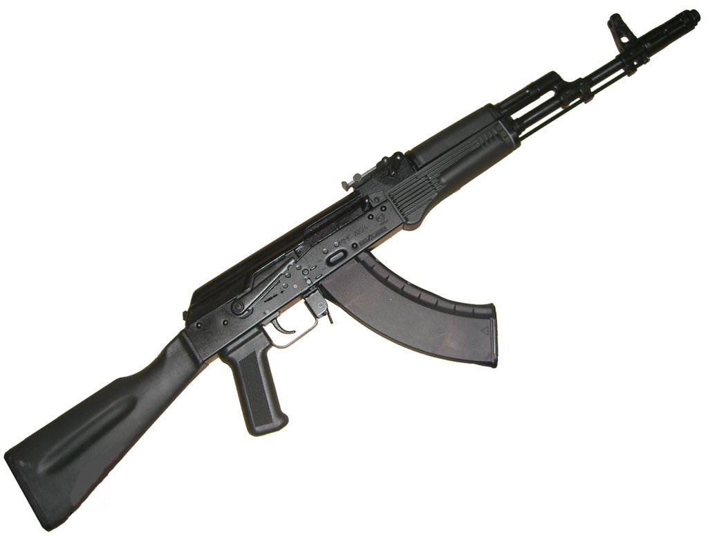 Army Kalashnikov 005023  Masjid Saddam di Iraq
