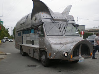 Does This Look Like a Roach Coach? NOT!