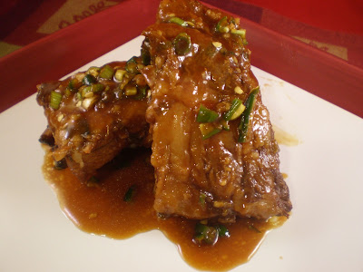 Crock Pot Wednesday: Thai-style ribs
