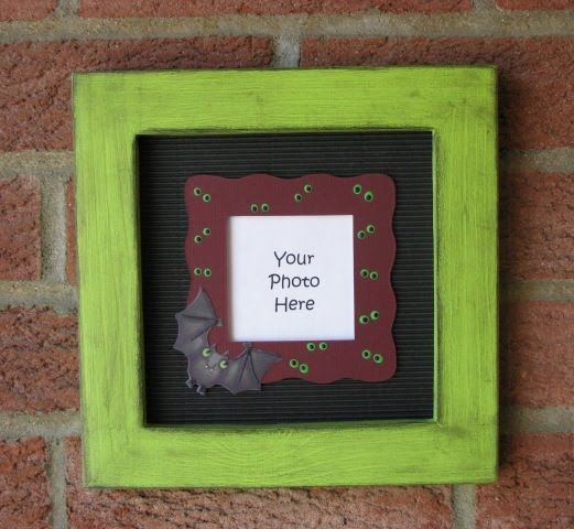 Homecraft Framing and Gifts: Spooky Halloween Picture Frames
