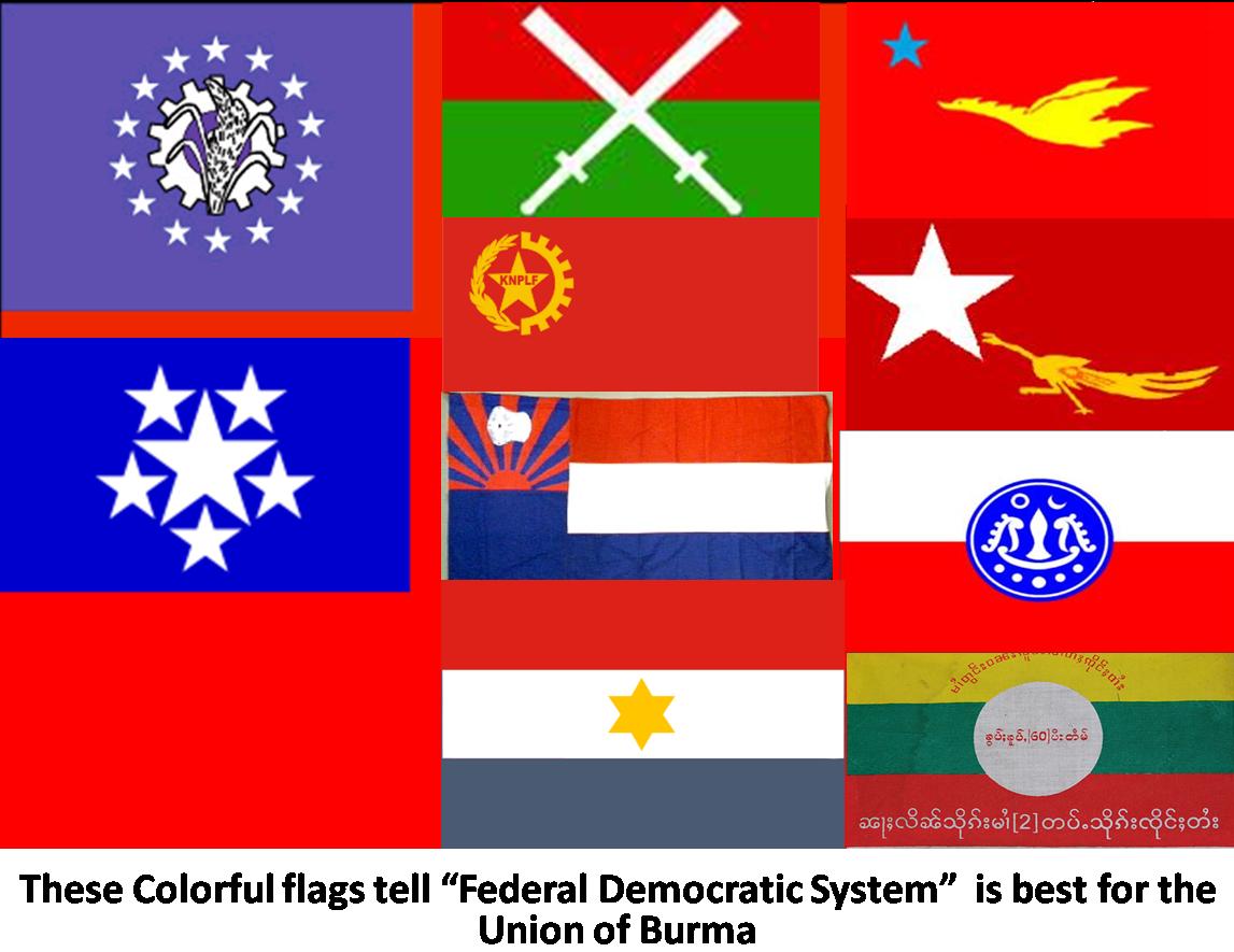 Flag Of Democracy - Eight Love Songs