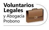 PROYECTO VOLUNTARIOS LEGALES - CIDSEP PROBONO