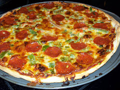 mmm.... pizza