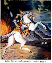 Pikturë e Asllan Dibranit