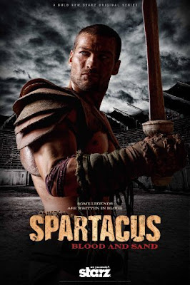 Spartacus Sangue e Areia Download Blood and Sand 1ª temporada