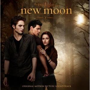Trilha sonora Lua nova (New Moon) - OST  lua nova
