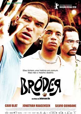 Filme Poster Bróder DVDRip XviD & RMVB Nacional