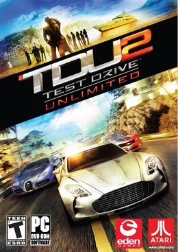 Test Drive Unlimited 2 Pc Full + Torrent TDU2