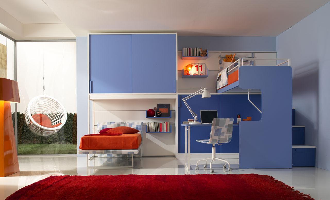 Conviertete en el joven mas atractivo megapost for Dormitorios super modernos