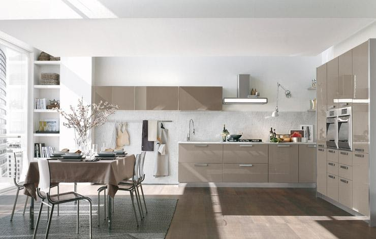 Kusina acabados arquitectonicos 6 fotos de cocinas modernas - Imagenes de cocinas integrales pequenas modernas ...