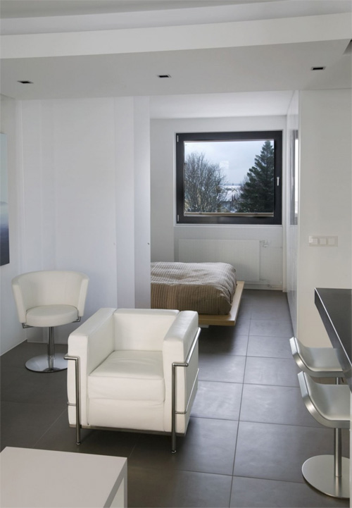 Decoracion De Baños Pequenos Departamentos:Square Foot Studio Apartment