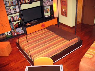 diseño de cama original