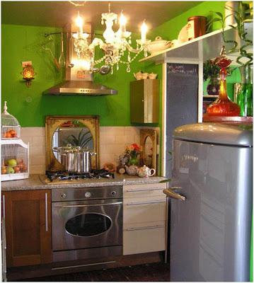 fotos de cocinas pequeñas