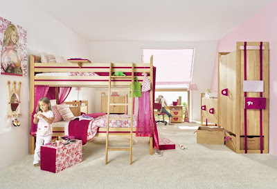dormitorios divertidos niños