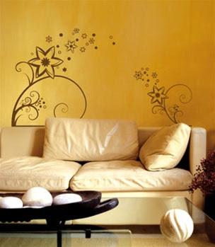 decoración con vinilos